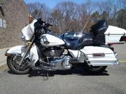 2012 Harley-Davidson Touring.has only 4, 100 on it.